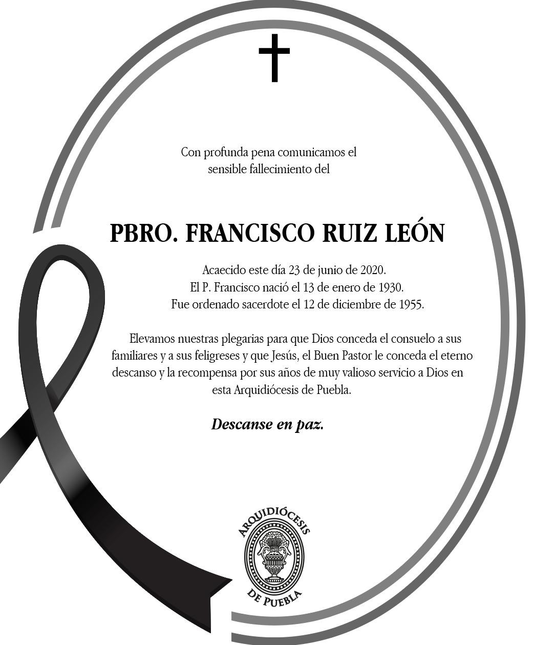 P.Francisco Ruiz